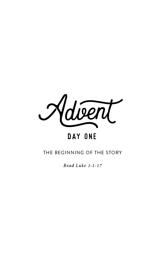 25 Days of Advent: an Advent Devotional